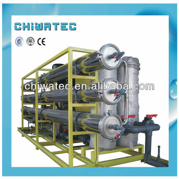 CHIWATEC high salt rejection containerized RO
