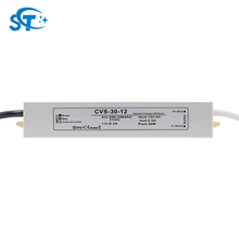 AC to DC 12V 24V 30W 40W 60W 100W 150W 200W Power Supply, Waterproof IP67 Neon Tube Power Transformer with EMC LVD RoHS