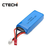 Competitive Price Mass Supply 752540 Rc Lithium 1.2V Batteries Li-Polymer Rechargeable Battery