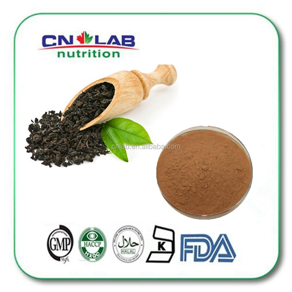 High quality natural black tea extract/instant black tea powder