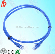 high speed utp cat5/cat6 RJ45 to RJ45 patch cord network cable for communication