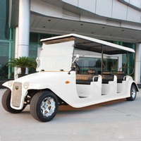 CE approved 8 Seater Antique Electric Golf Cart (DN-8D)