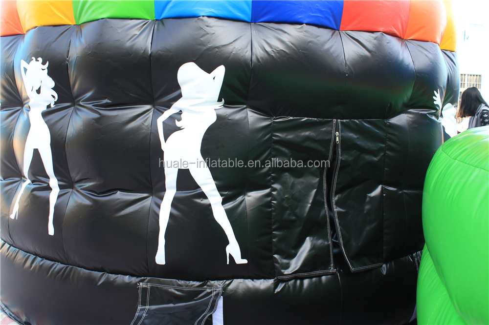 EN14960 inflatable jumping castle with slide for kids
