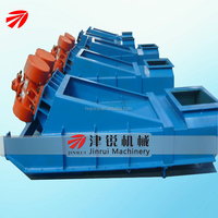 ore vibrating feeding machine oscillating chute feeder