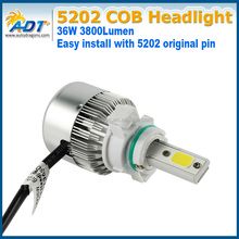 Fast delivery For Germany Cars For USA Cars cob work light 12V Car headlight for mitsubishi l300