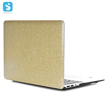Top Quality Bling Glitter Hard Case for Apple Macbook Pro 13 Retina Laptop Cover