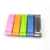 Cheap promotional colorful metal 10 holes harmonica for kids toy