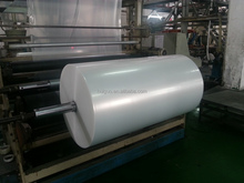 PE jumbo roll plastic heat shrink film roll