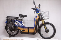 Delivery business long range adult electric bicycle 60v30AH 500w