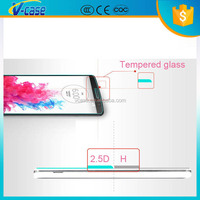 2.5D design 0.3mm ultra clear tempered glass screen protector for lg l90