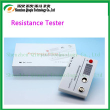 New ohm resistance meter,portable cartomizer and atomizer ohm meter,ecig 510 ohm meter