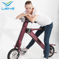Most Popular Cruiser 36V electric bike integrated for city riding