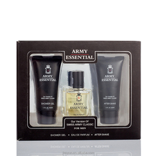 JYG15009 Army Essemtoal small perfume gift set