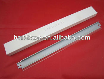 drum cleaning blade for copier canon, Ricoh, Minolta, Toshiba, Konica, Kyocera, Sharp, Panasonic, Xerox spare parts