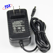 12V 2A AC/DC Wall Power Adapter with 4.0mm Cord For Networking Server Switch Hub