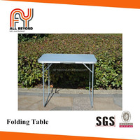 Folding table outdoor