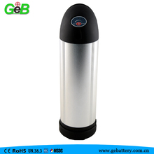 High Quality 36V 10Ah Battery bottle type for Electric bicycle /electric scooter