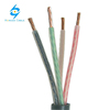 0.6 1kV Low Voltage CU XLPE PVC Insulated Electric Cable 4x10mm2