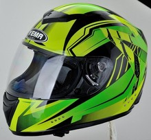 Helmet motorcycle Dot approved full face helmet with motorcycle helmet accessories