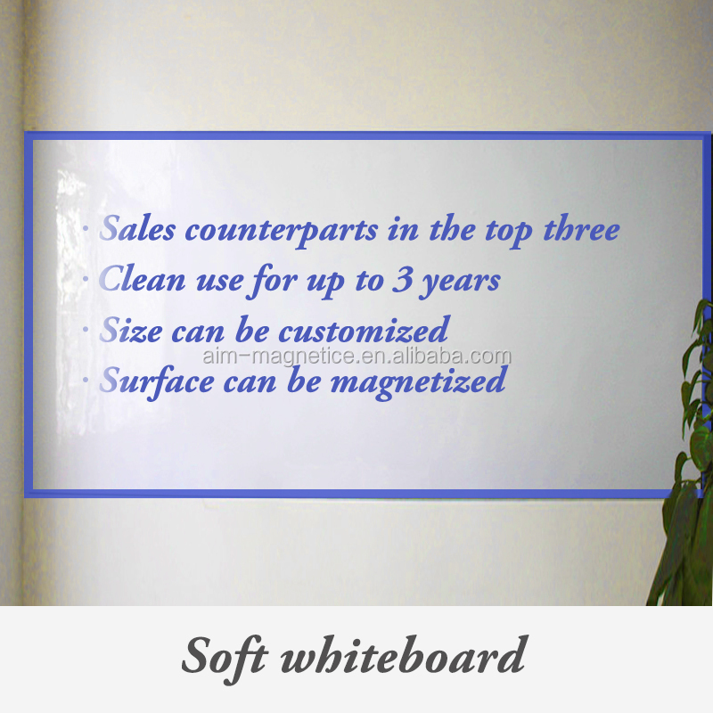 Multifunctional Dry Erase Magnetic Whiteboard for Wholesales