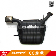 96815493 96870458 96930787 96629178 Auto Parts Exhaust Muffler For Chevrolet Captiva 2006 Opel Antara 2.4L