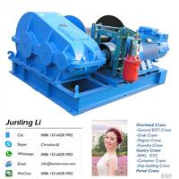OEM serivice provide Crane Trolley electric winch for boat