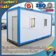 ZehaoTop Quality Good Price 3 Story Long Lifespan Flatpack Prefabricated Steel Oil Field Kindergarten