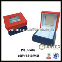 Clear Acrylic Decorative Shenzhen Watches Gift Packing Box (BV & SGS )