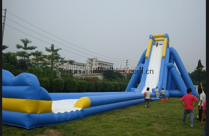 inflatable jumbo water <strong>slide</strong> for kids china manufacturer