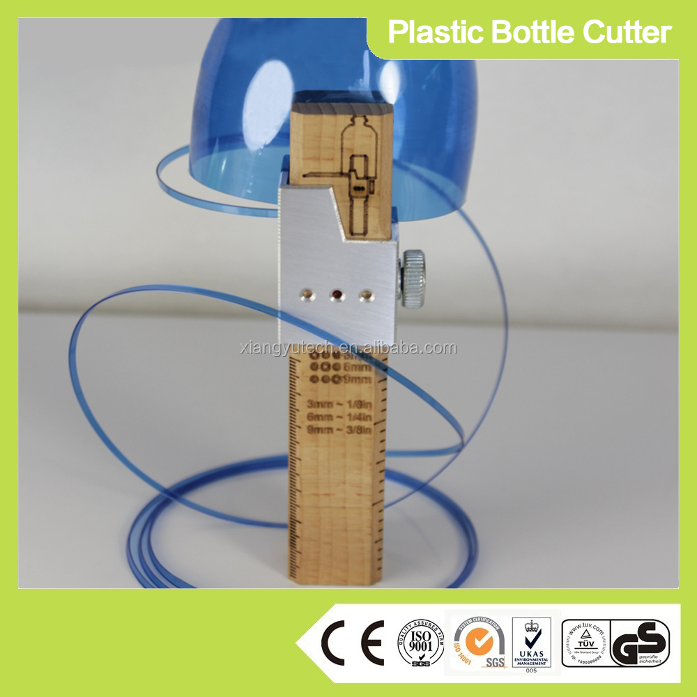 High quality plastic bottle cutter made in China