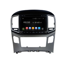 2016 New Multimedia Vehicle-Mounted Radio car DVD Player with GPS System for hyundai H1