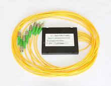 Factory price FTTH module fiber optical 1x8 PLC splitter/1*8 casselte type PLC splitter module/1310/1550 optical splitter