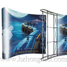DIY 2015 exhibition booth trade show display, poster exhibition stand,pop up stand Pop up exhibition stand