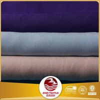 Yarn dyed tc fabric material for t-shirt