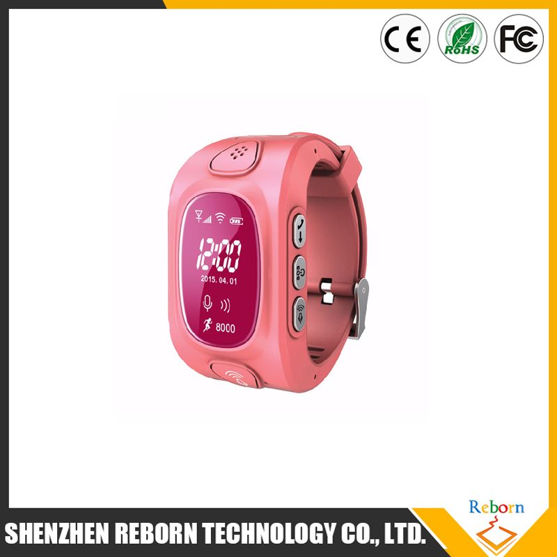 Kids GPS smart Watch Y3 with GPS/GSM/Wifi Triple Positioning GPRS Real-time Monitoring, Dual-way Call, smart watch PK Q50 DZ09