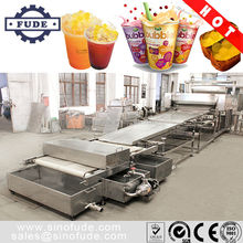 automatic popping boba production line