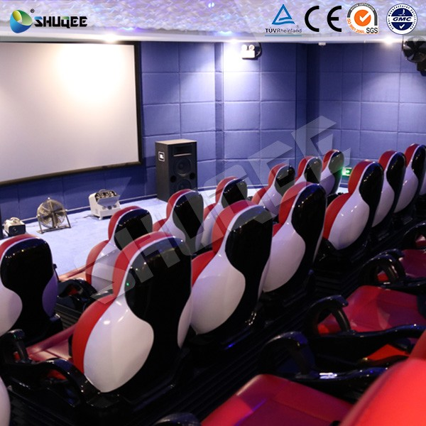 New Product 5D Cinema /7D Cinema/9D Cinema Games Ride With 5d technology In The Shopping Mall