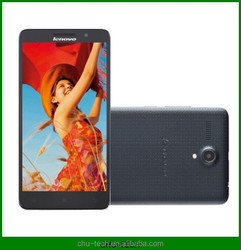 "Original Lenovo A616 FDD LTE 4G 3G WCDMA Android 4.4 MT6732M Quad Core 5.5"" 854*480 5MP Dual Sim GPS Wifi Mobile Phone"