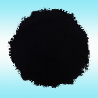 ceramic raw material coral iron oxide black pigments for color concrete tile