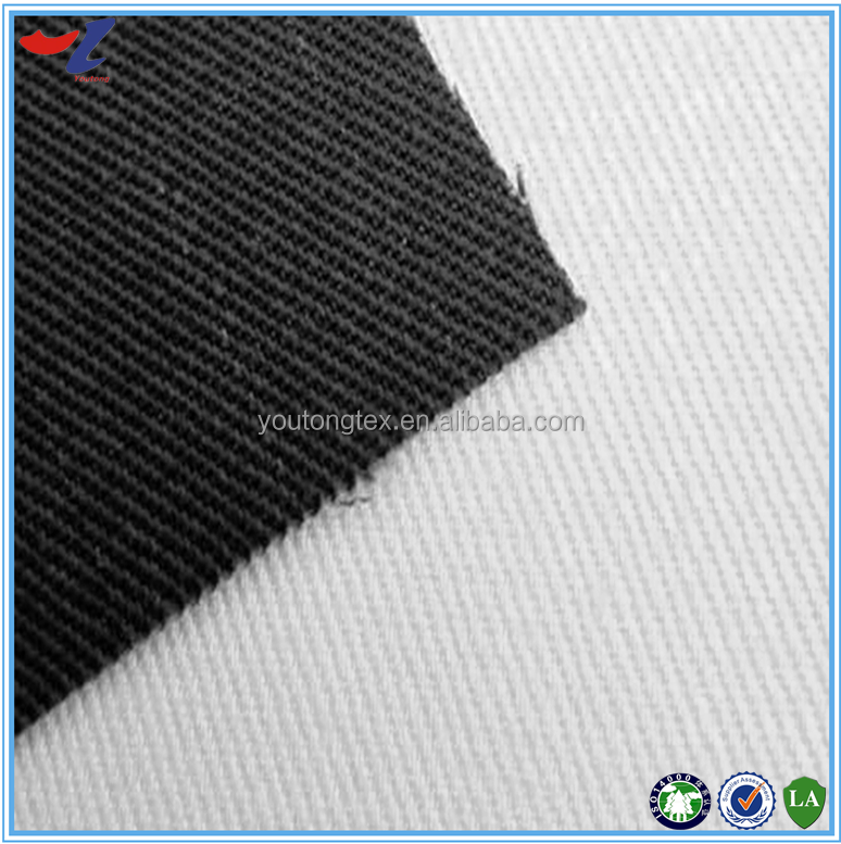100%cotton flame retardant and anti-oil fabric & water resistant fabirc for workwear