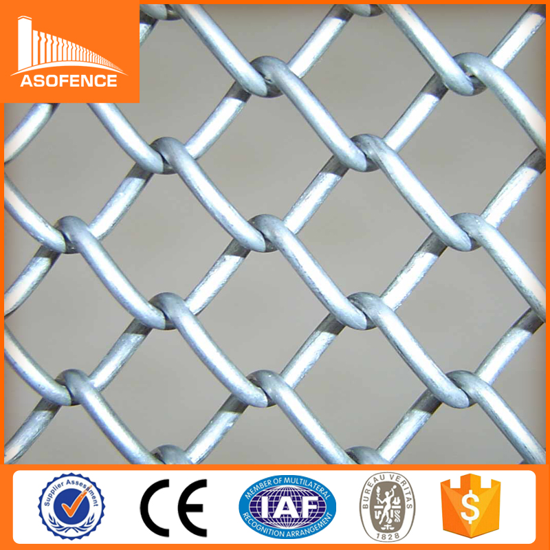 Eastern Chain Link Fence / Galvanized Chain Link Fence / wire mesh fence