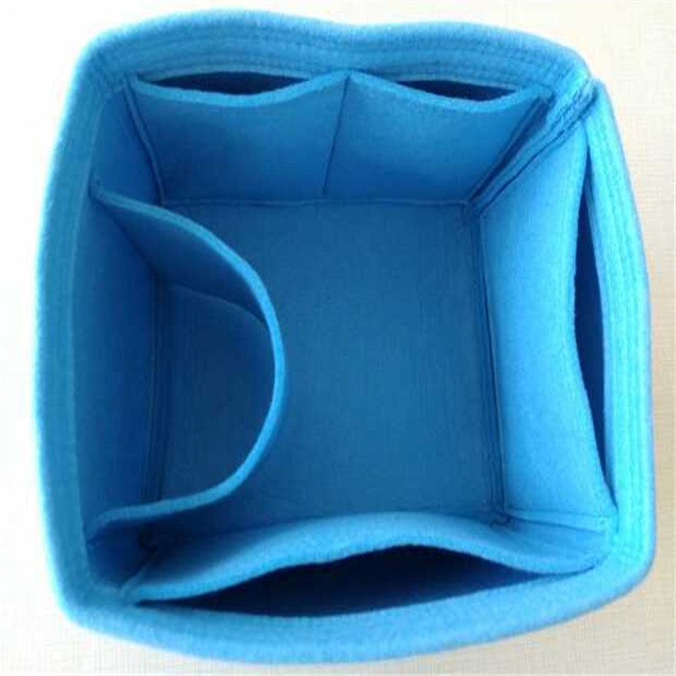 china manufacture high quality cheap felt storage sundries basket