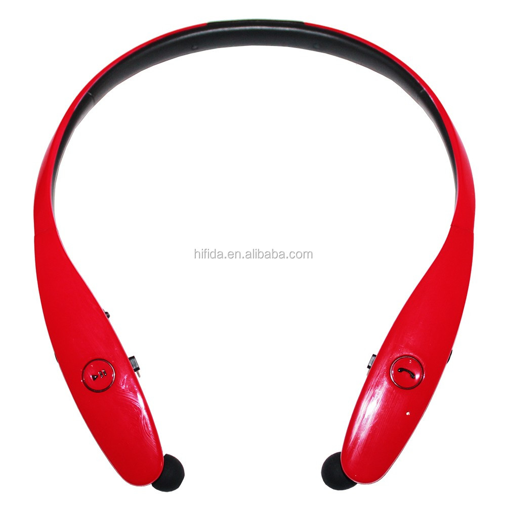 Factory hot sell cheap Noise Cancelling hbs 900 red with MIC