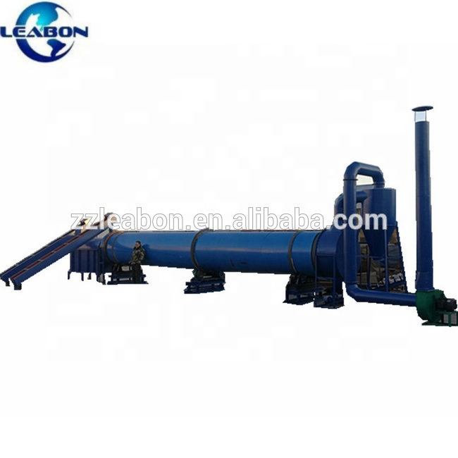 2019 China Top Quality CE Sawdust Horizontal Rotary Drum Dryer for Sale