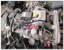 high quality complete 1KZ diesel engine used motor engine