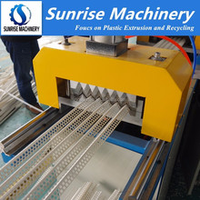 PVC Corner Profile Making Machine/ PVC Angle Bead Extrusion Line