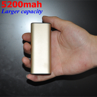 HY-XD02 aa battery emergency mobile phone lipstick charger/rechargeable mobile phone charger