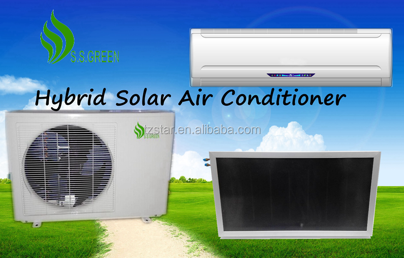 12000Btu General solar air conditioner price , solar o general split 1 ton air conditioner For Homes