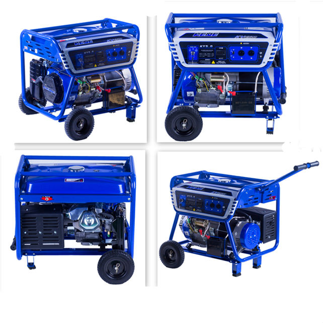 2013 New Gasoline and Gas Bio Energy Powered Generators