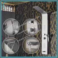 Hot Selling Overhead Led Stainless Steel Shower Panel